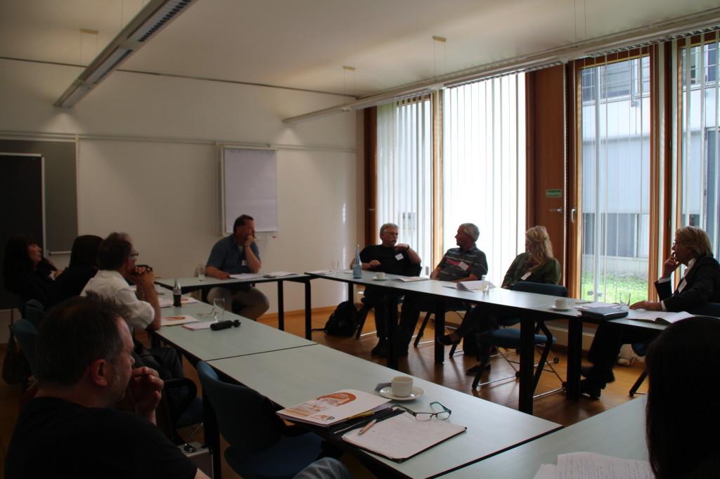 Arbeitsgruppenphase  Moderation: Norbert Tillmann