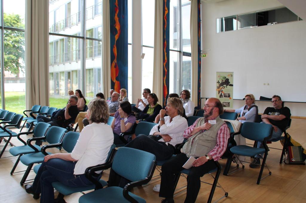 Teilnehmer aus ganz NRW